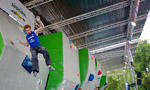 Milan Climbing flash: The Bouldering World Cup and the other visions