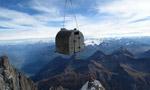 Bivacco Lampugnani - Grassi al colle Eccles, Monte Bianco