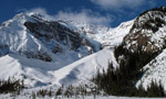 Tsunami, Canadian Rockies first ascent by Slawinski and Lavigne