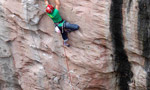 James Pearson, trad video in Pembroke, Wales