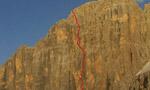 Nuvole Barocche alla Civetta: prima ripetizione per Baù e Beber