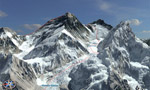 Everest e Dolomiti in 3D