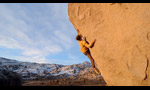 Kevin Jorgeson bouldering at the Buttermilks