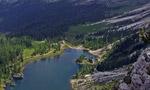 Croda da Lago ring