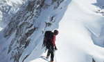 Kahiltna Peaks West (Alaska): new route by Meraldi and Giovannini