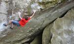 Giuliano Cameroni, bouldering galore