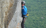 Della Bordella establishes a new route in Val Bavona,