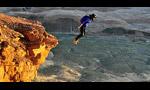 Steph Davis, dal BASE jump della Tofana di Rozes alla serata a Cortina d'Ampezzo