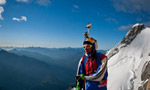 Valery Rozov, the Mont Blanc BASE jump video