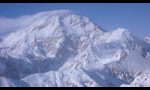 Denali South Face ski descent video