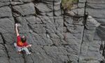 Dave Macleod travels To Hell and Back  E10 6c at Hell's Lum, Cairngorms, Scotland