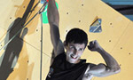 Ramon Julien Puigblanque 8c+ on-sight