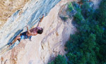 Chris Sharma, letting go to achieve success