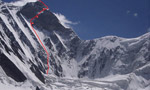 Pik Pobeda and Peak Prezhevalskogo, new routes in Kyrgystan for Urubko, Durov and Dedeshko