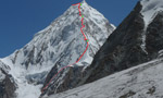 Slovenians make first ascent of Xuelian North-East, China