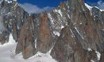 Stelle e Tempeste, nuova via sul Petit Clocher du Tacul, Monte Bianco