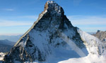 Matterhorn, via Bonatti in 7 hours 14 minutes by Aufdenblatten and Lerjen-Demjen