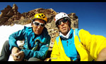 Monte Rosa, the video of Hervé and Marco Barmasse