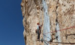 Cose Turche in Ala Daglar, new route by Bernasconi and Spini in Turkey