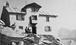 Rifugio Pavillon donato dalla famiglia Gobbi alla Valle d'Aosta