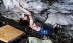 Adam Ondra libera Terranova 8C+