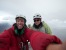 Dave Anderson and Szu-ting Yi on the summit of Kemailong on 1/10/2012