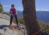 23/09/2012: Mayan Smith-Gobat and Chantel Astorga climb The Nose in 7:26, El Capitan, Yosemite.