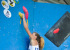 During the qualifications of the IFSC European Youth Boulder Championships 2014