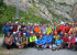 The Climbing Terradets 2014 participants