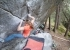Anna Stöhr sale il boulder New Base Line 8B+ a Magic Wood, Svizzera