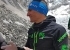 Ueli Steck al Campo Base dell'Everest