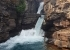 Continental Divide Trail: Saint Mary Falls