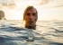 Chris Sharma esce dal mare dopo una Deep Water Solo a Maiorca, nel film Above the Sea