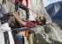 Tommy Caldwell e Kevin Jorgeson su The Dawn Wall in Yosemite Valley, USA