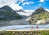 Bettmeralp Aletschgletscher: cruising the glacier shoreline
