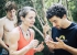 James Pearson, Barbara Zangerl & Jacopo Larcher: La Sportiva climbing meeting a Rodellar in Spagna