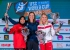 Speed World Cup 2018: 2. Susanti Rahayu 1. Anouck Jaubert 3. Iuliia Kaplina