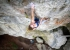 25-year-old Chiara Hanke climbing Sever the wicked hand in the Frankenjura. In doing so she has become the first German woman to climb 9a.