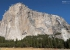 El Capitan in Yosemite. This startling high resolution image was created by stitching together 4000 images and trace all the big wall climbs of El Cap