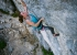 Barbara Zangerl sale Unleashed 8c+ nel Vorarlberg in Austria