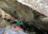 Jakob Schubert a Magic Wood in Svizzera chiude flash Never Ending Story 8B+