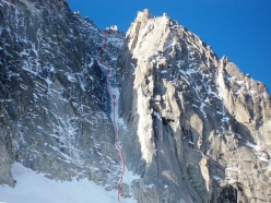 Couloir dell'H