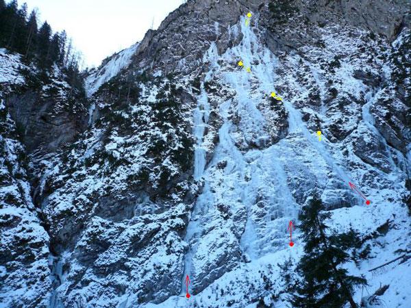 Lo specchio di biancaneve sappada alpi orientali - Specchio di biancaneve ...