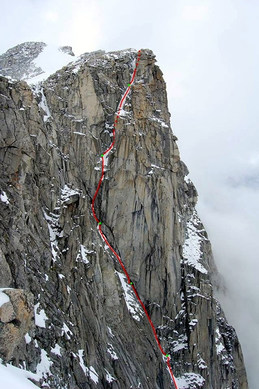 Couloir Martina
