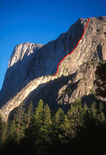 East Buttress