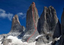 The climbing badasses of torres del paine » ecocamp patagonia.