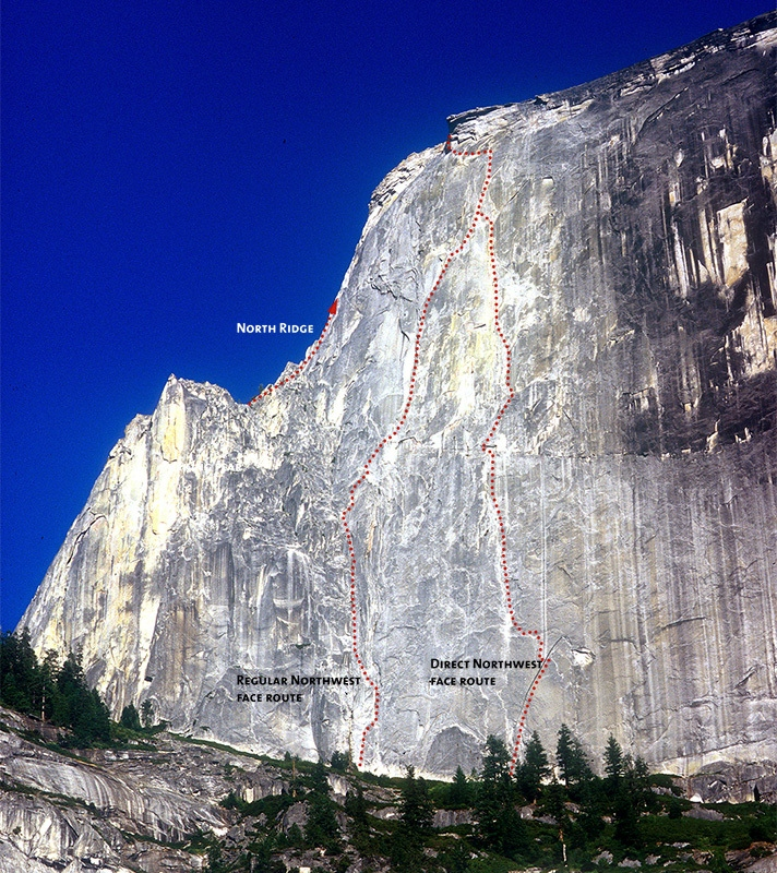 Regular Northwest Face