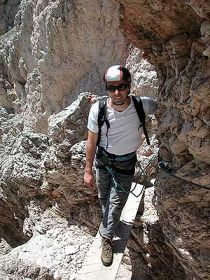 Via Ferrata Sass Rigais