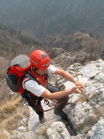 Via Ferrata Sass Brusai