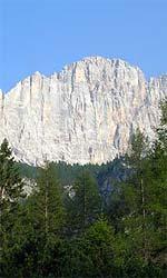 W Mejico Cabrones, Civetta, Dolomiti